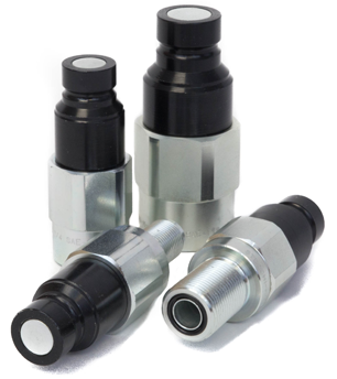 hydraulic quick disconnect couplers